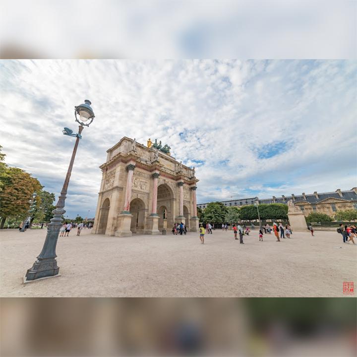 France-Paris-Architecture