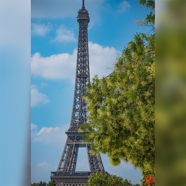 France-Paris-EiffelTower