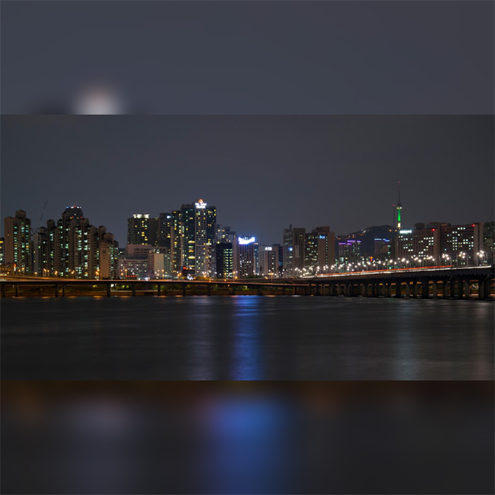 nightfall-in-yeouido-hangang-park